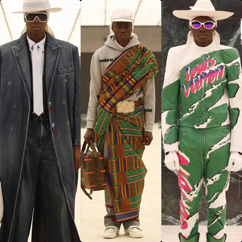 Louis Vuitton Men Fall-Winter 2021-2022. RUNWAY MAGAZINE ® Collections. RUNWAY NOW / RUNWAY NEW
