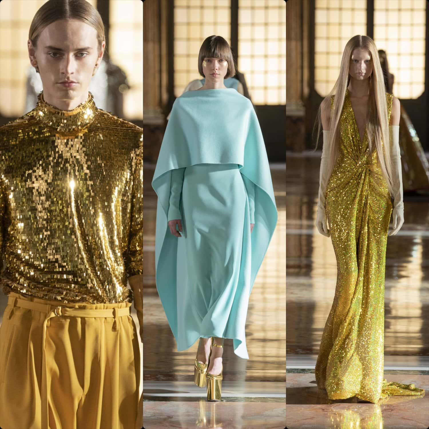 Valentino Haute Couture Spring Summer 2021. RUNWAY MAGAZINE ® Collections. RUNWAY NOW / RUNWAY NEW