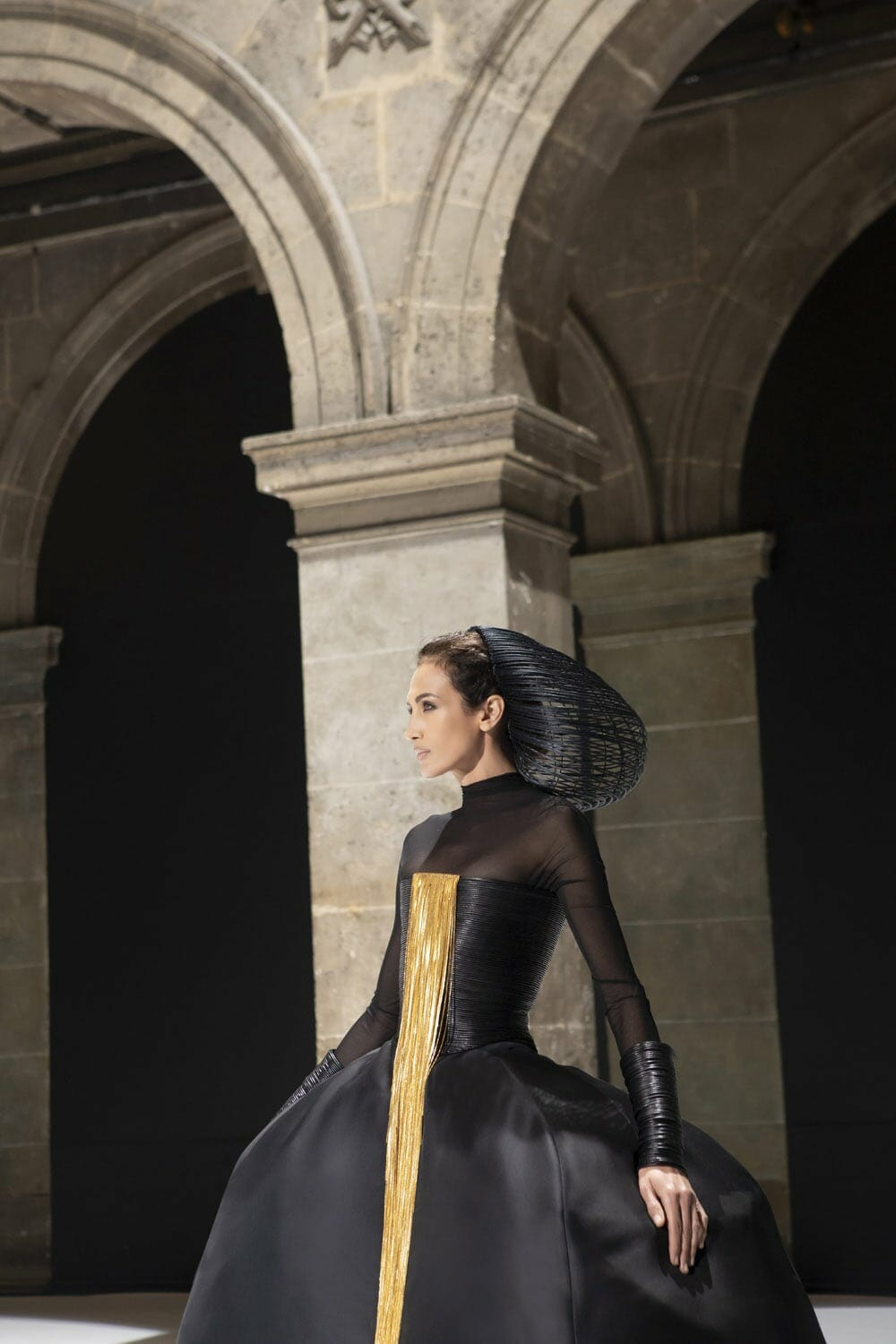 Stephane Rolland Haute Couture Spring Summer 2021. RUNWAY MAGAZINE ® Collections. RUNWAY NOW / RUNWAY NEW