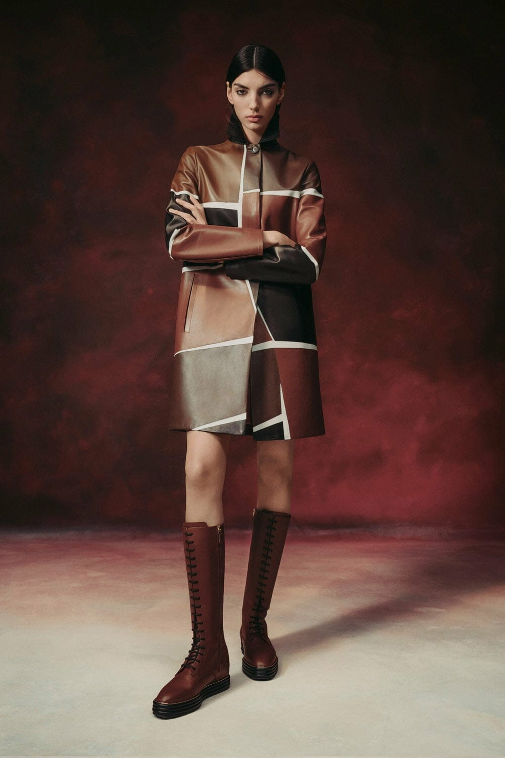 Bally Fall Winter 2021-2022 Milan. RUNWAY MAGAZINE ® Collections. RUNWAY NOW / RUNWAY NEW
