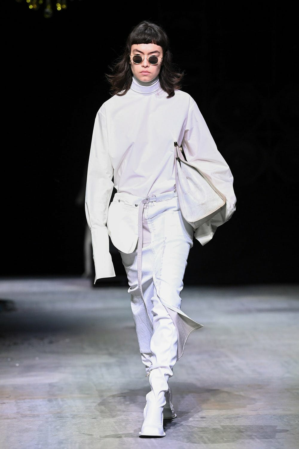 Sportmax Fall Winter 2021-2022 Milan. RUNWAY MAGAZINE ® Collections. RUNWAY NOW / RUNWAY NEW