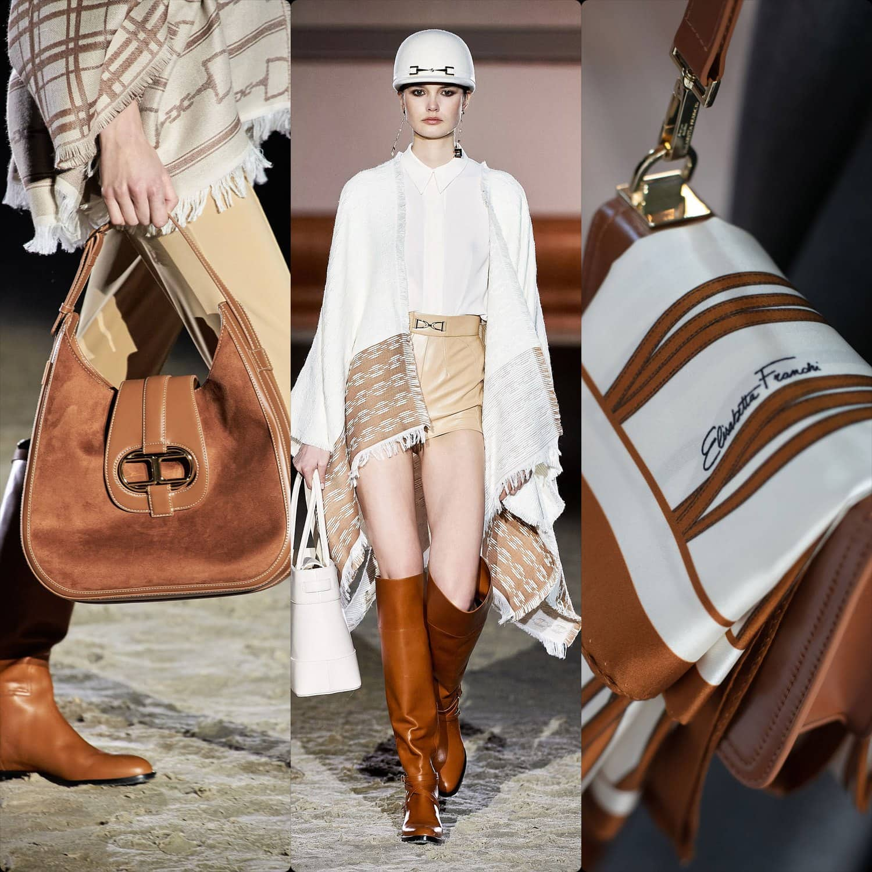 Elisabetta Franchi Fall Winter 2021-2022 Milan. RUNWAY MAGAZINE ® Collections. RUNWAY NOW / RUNWAY NEW