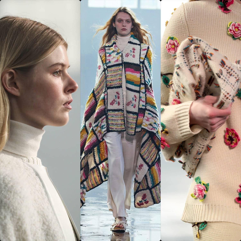 Gabriela Hearst Fall-Winter 2021-2022 New York. RUNWAY MAGAZINE ® Collections. RUNWAY NOW / RUNWAY NEW