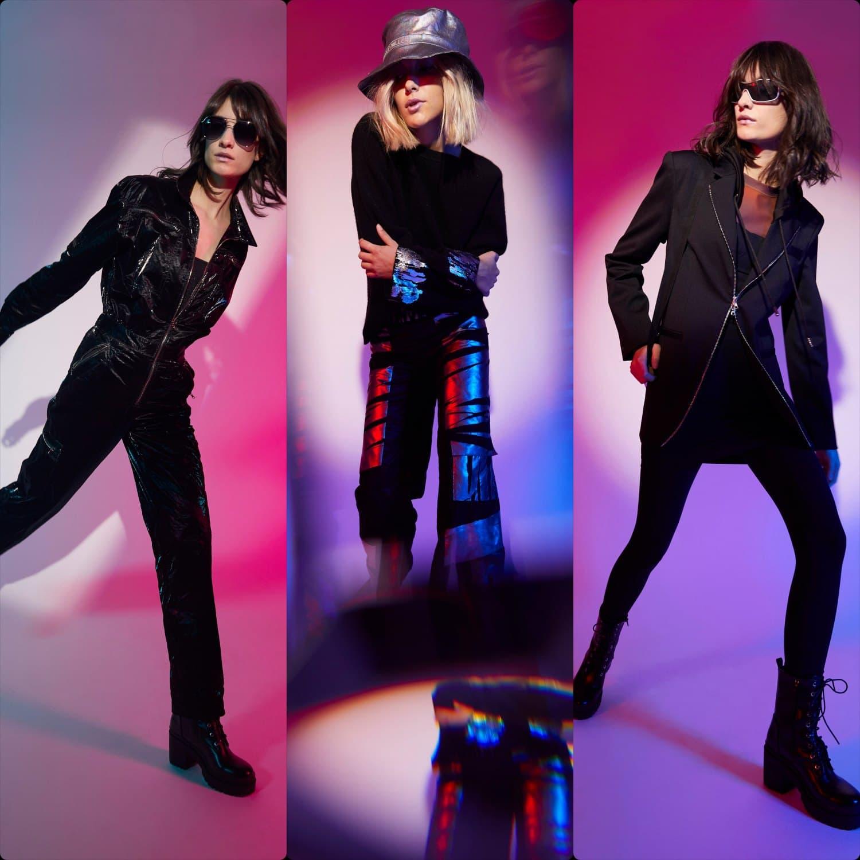 Nicole Miller Fall-Winter 2021-2022 New York. RUNWAY MAGAZINE ® Collections. RUNWAY NOW / RUNWAY NEW