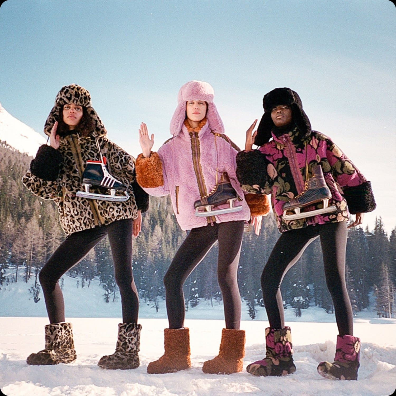 OOF Wear Fall-Winter 2021-2022 Milan. RUNWAY MAGAZINE ® Collections. RUNWAY NOW / RUNWAY NEW