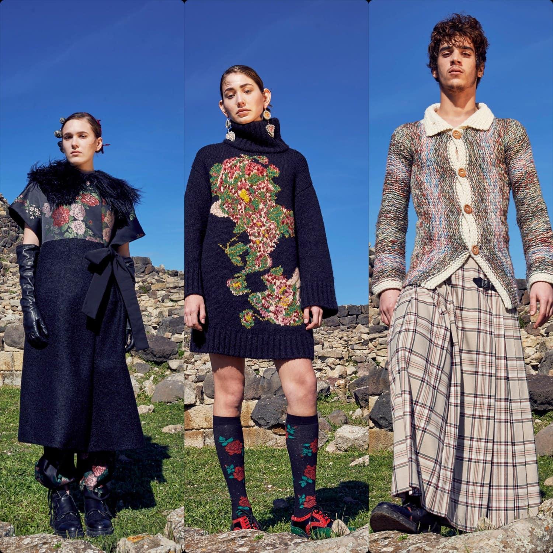 Antonio Marras Fall-Winter 2021-2022 Milan. RUNWAY MAGAZINE ® Collections. RUNWAY NOW / RUNWAY NEW
