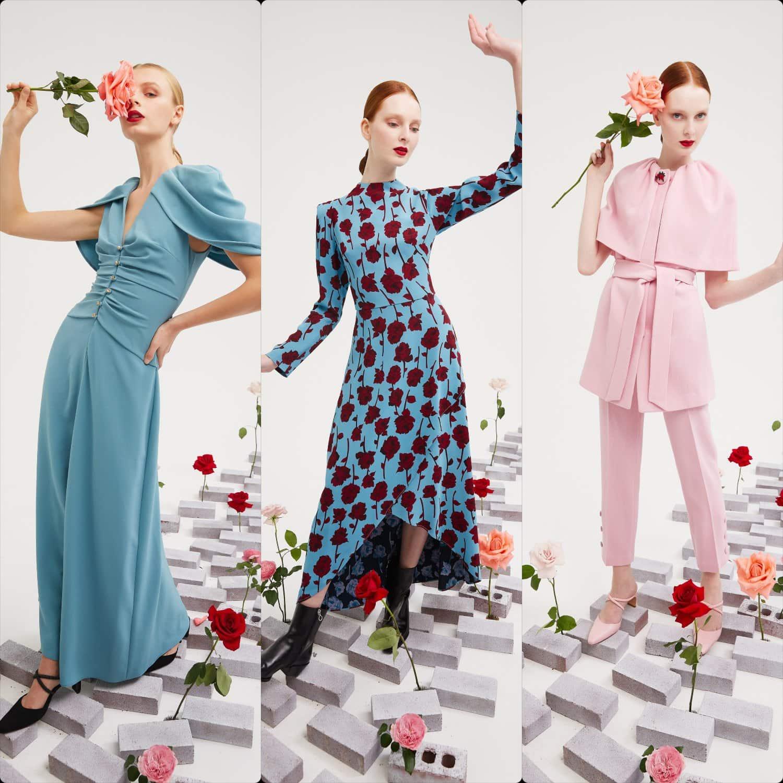 Lela Rose Fall-Winter 2021-2022 New York. RUNWAY MAGAZINE ® Collections. RUNWAY NOW / RUNWAY NEW