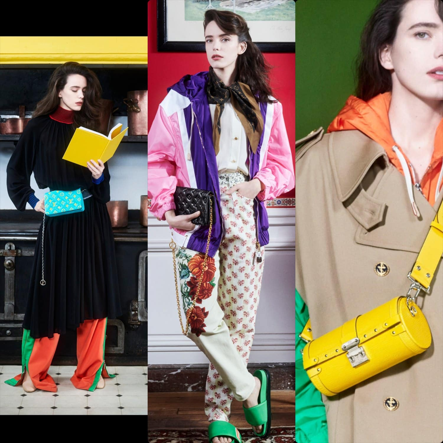 Louis Vuitton Pre-Fall 2021. RUNWAY MAGAZINE ® Collections. RUNWAY NOW / RUNWAY NEW