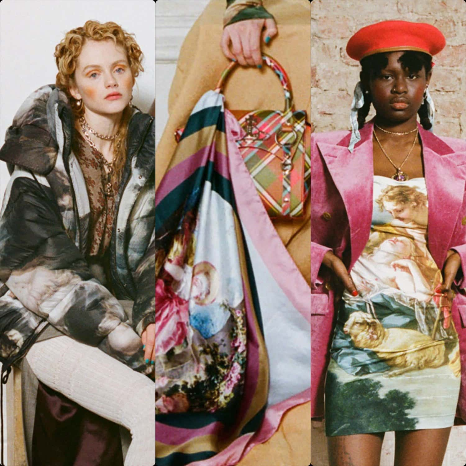 Vivienne Westwood Fall-Winter 2021-2022 London. RUNWAY MAGAZINE ® Collections. RUNWAY NOW / RUNWAY NEW