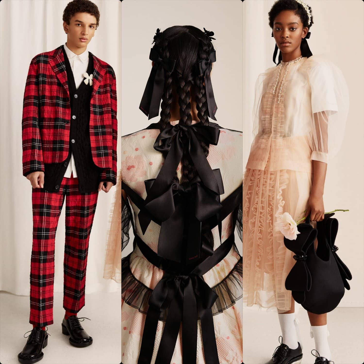 Simone Rocha for H&M. RUNWAY MAGAZINE ® Collections. RUNWAY NOW / RUNWAY NEW