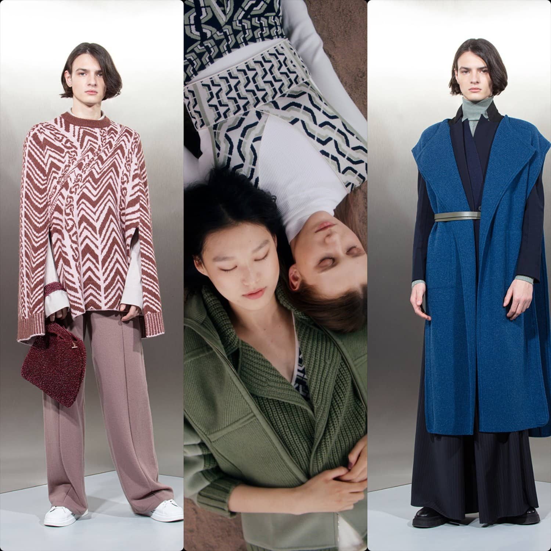 Anteprima Fall Winter 2021-2022 Milan. RUNWAY MAGAZINE ® Collections. RUNWAY NOW / RUNWAY NEW
