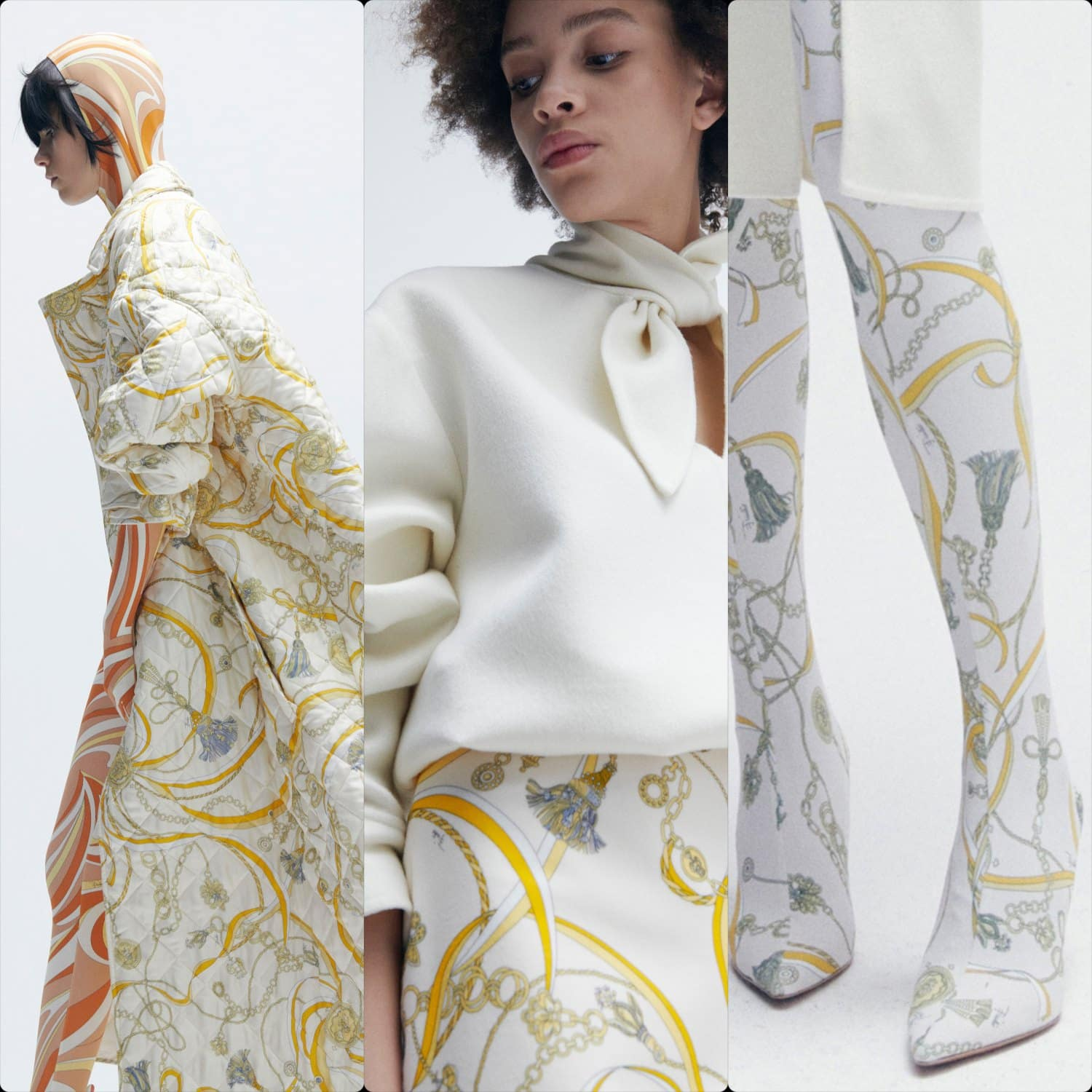 Emilio Pucci Fall Winter 2021-2022 Milan. RUNWAY MAGAZINE ® Collections. RUNWAY NOW / RUNWAY NEW
