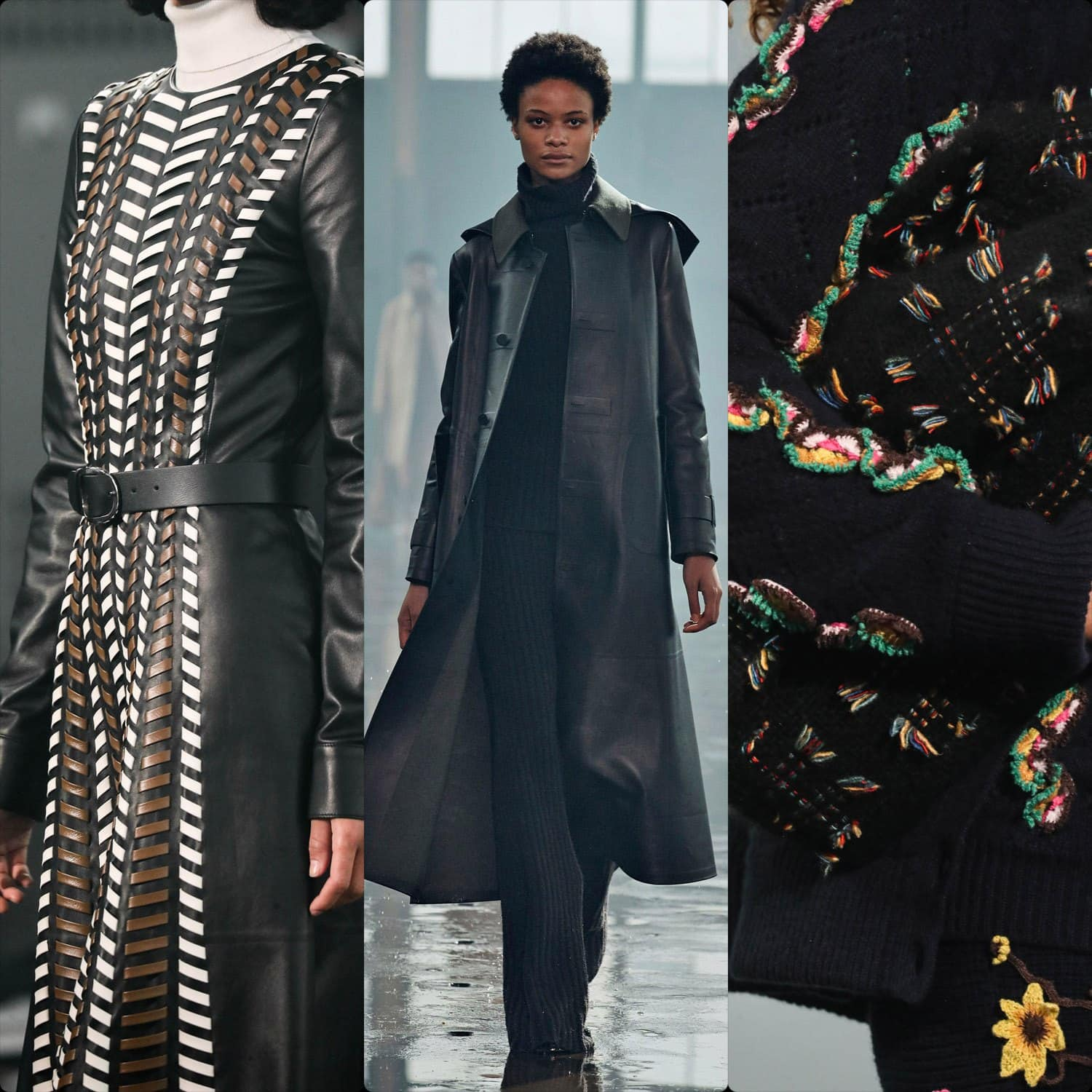 Gabriela Hearst Fall-Winter 2021-2022 New York. RUNWAY MAGAZINE ® Collections. RUNWAY NOW / RUNWAY NEW
