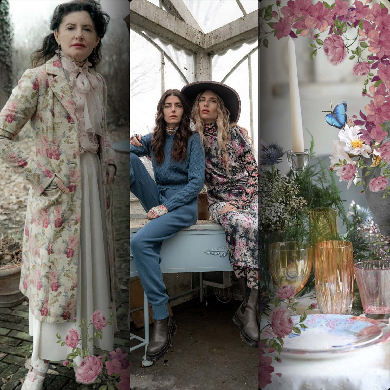 Luisa Beccaria Fall Winter 2021-2022 Milan. RUNWAY MAGAZINE ® Collections. RUNWAY NOW / RUNWAY NEW