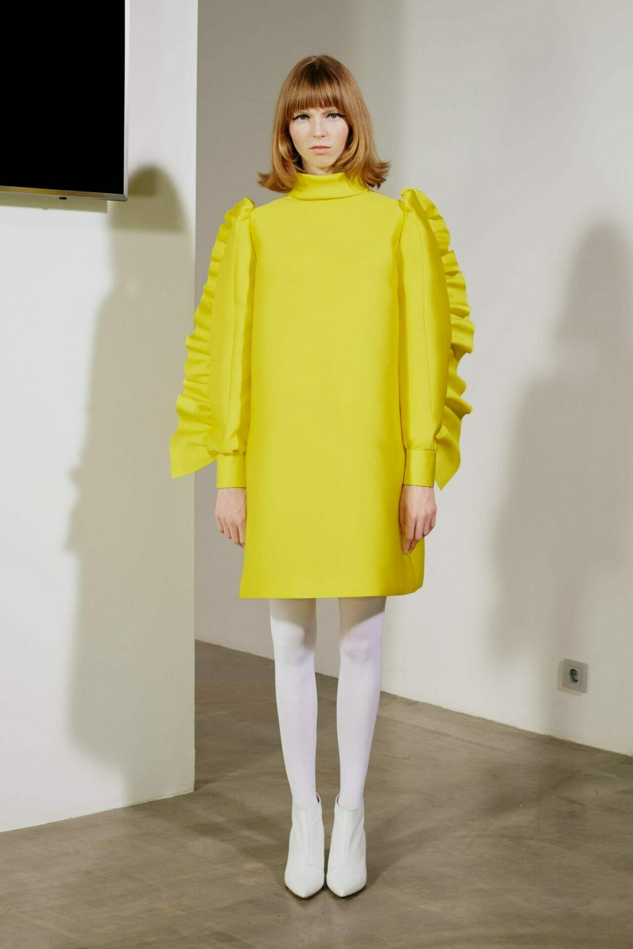 Dice Kayek Pre-Fall 2021. RUNWAY MAGAZINE ® Collections. RUNWAY NOW / RUNWAY NEW