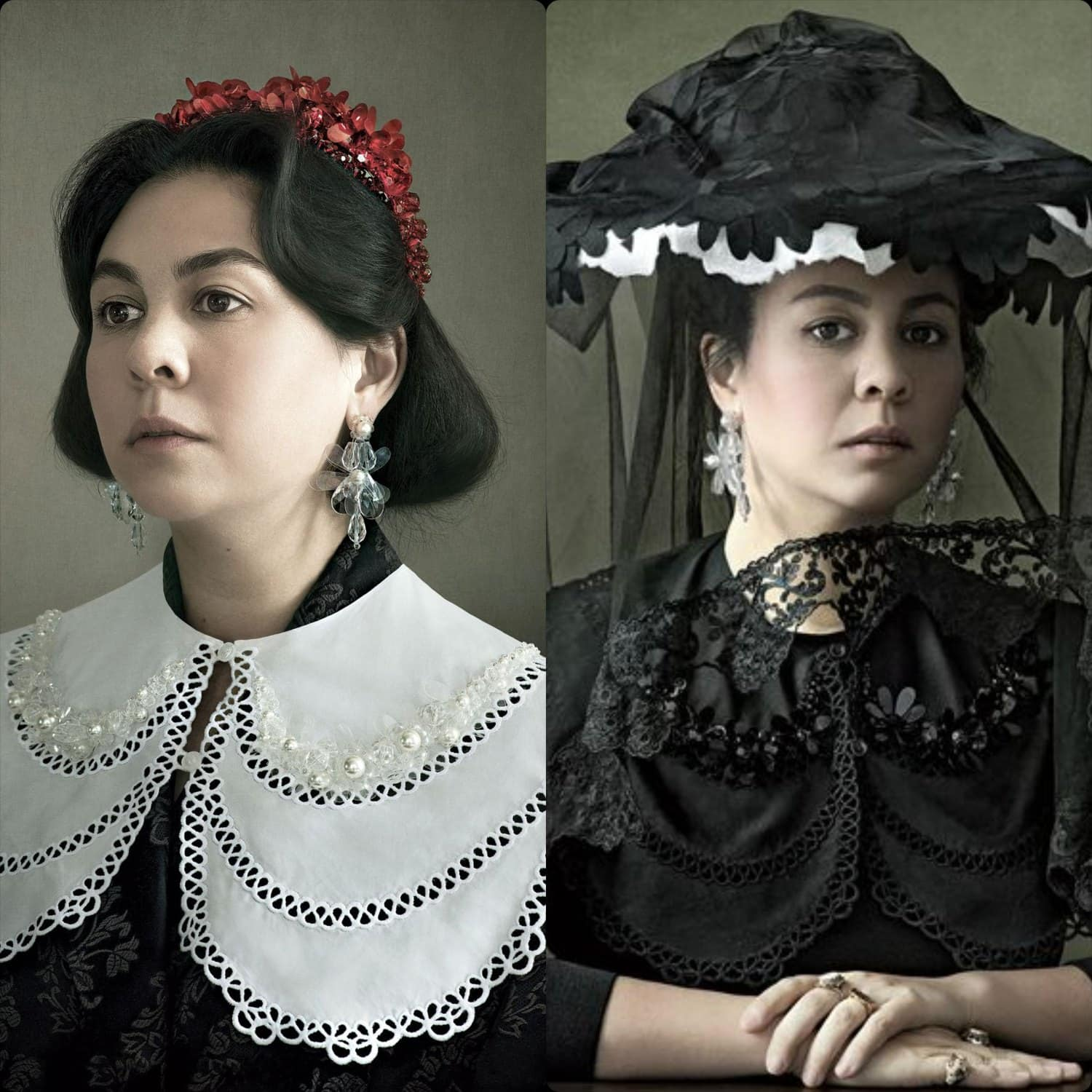Designer Simone Rocha. RUNWAY MAGAZINE ® Collections. RUNWAY NOW / RUNWAY NEW