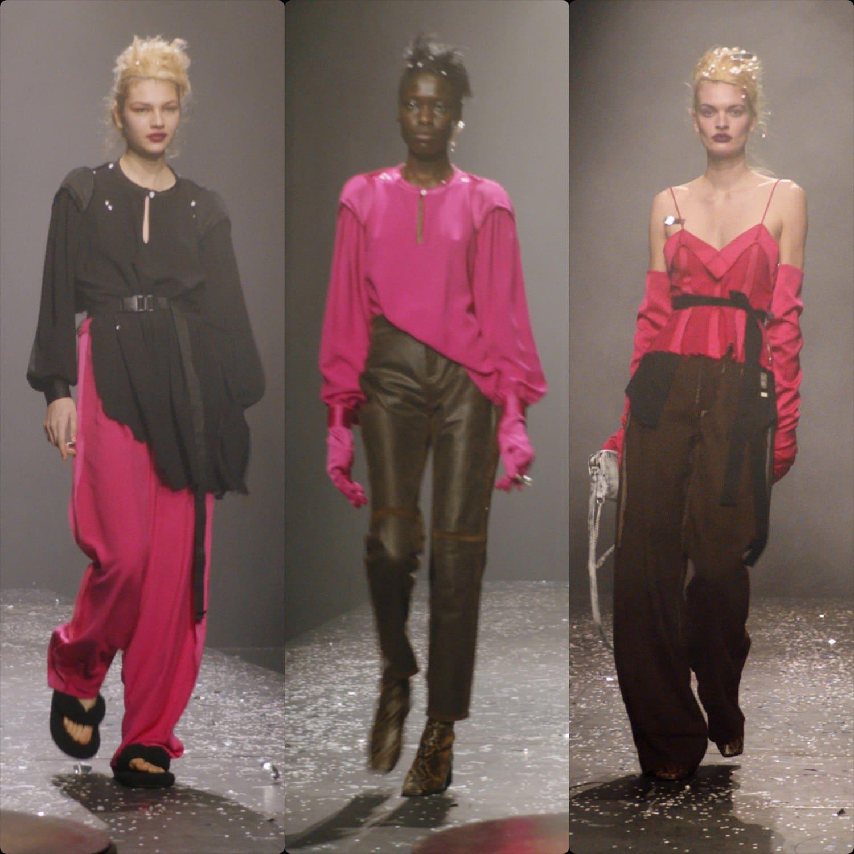 MM6 Maison Margiela Fall Winter 2021 2022 Milan. RUNWAY MAGAZINE ® Collections. RUNWAY NOW / RUNWAY NEW