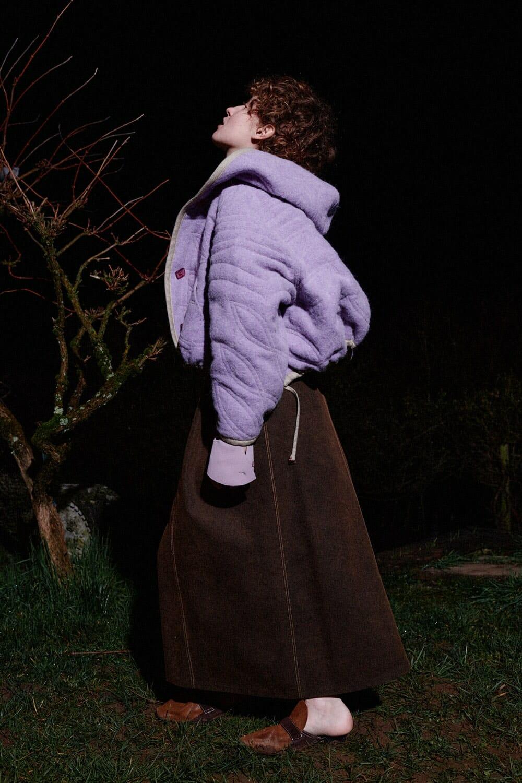 Veronique Leroy Fall Winter 2021-2022 Paris. RUNWAY MAGAZINE ® Collections. RUNWAY NOW / RUNWAY NEW