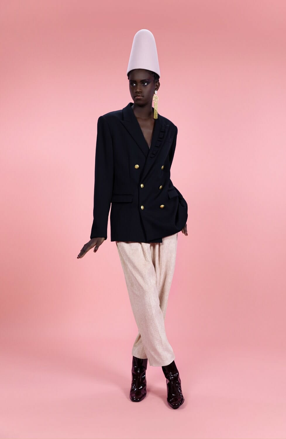 Prune Goldschmidt Fall Winter 2021-2022 Paris. RUNWAY MAGAZINE ® Collections. RUNWAY NOW / RUNWAY NEW