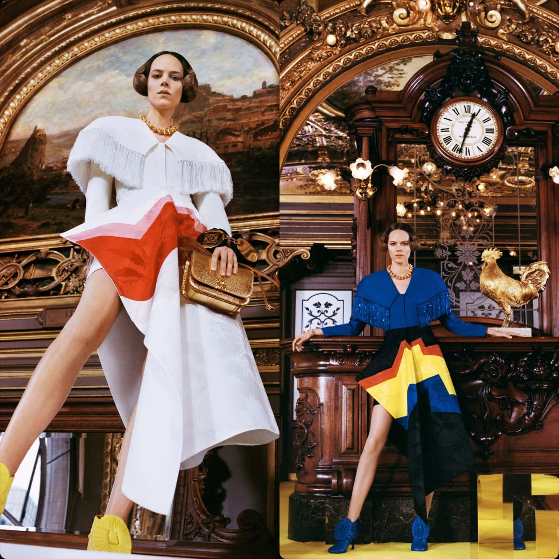 Loewe Fall 2021-2022 Paris. RUNWAY MAGAZINE ® Collections. RUNWAY NOW / RUNWAY NEW