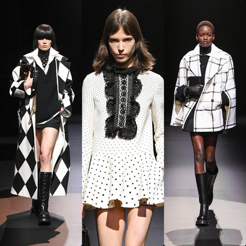 Valentino Fall Winter 2021-2022 Milan. RUNWAY MAGAZINE ® Collections. RUNWAY NOW / RUNWAY NEW