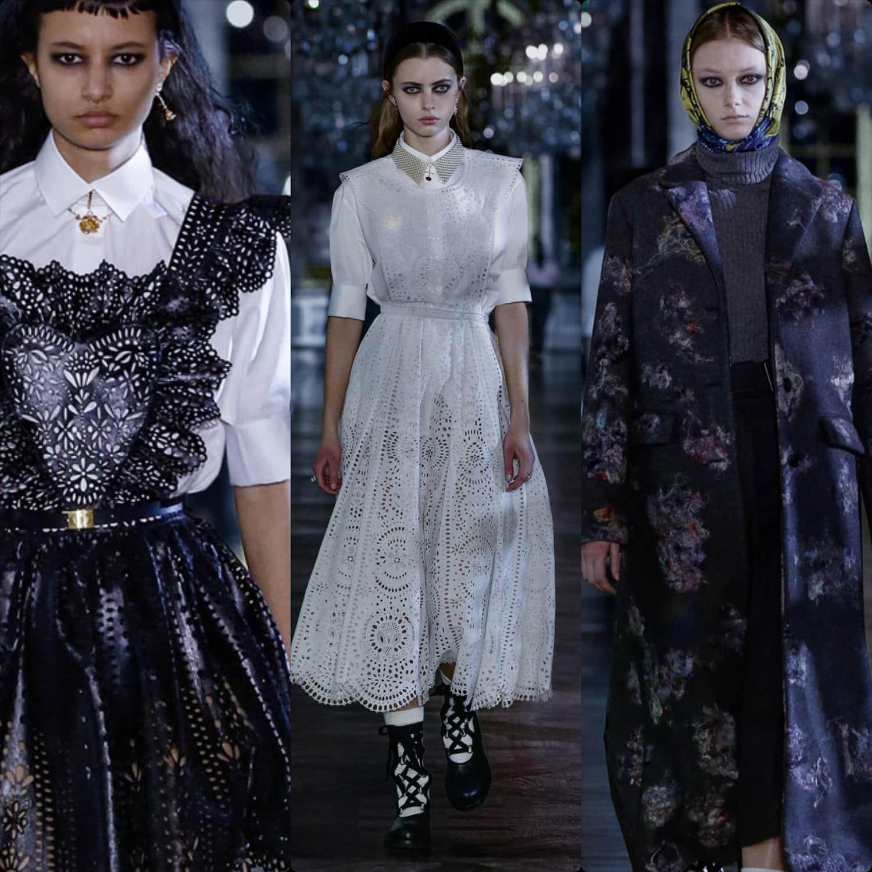 Dior Fall Winter 2021-2022 Paris. RUNWAY MAGAZINE ® Collections. RUNWAY NOW / RUNWAY NEW