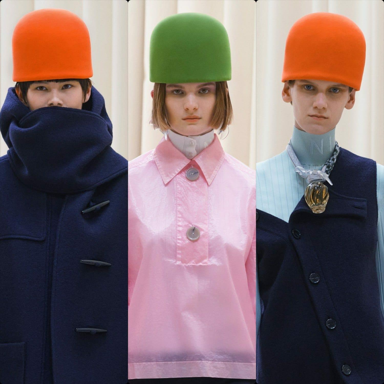 Nina Ricci Fall Winter 2021-2022 Paris. RUNWAY MAGAZINE ® Collections. RUNWAY NOW / RUNWAY NEW