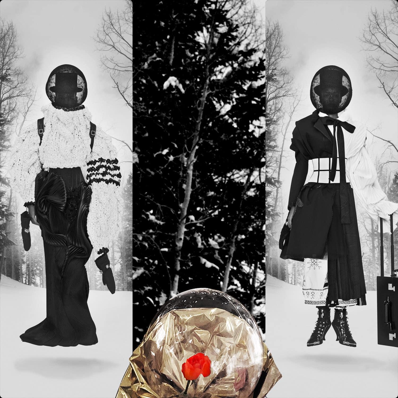 Thom Browne Fall Winter 2021-2022 Paris. RUNWAY MAGAZINE ® Collections. RUNWAY NOW / RUNWAY NEW