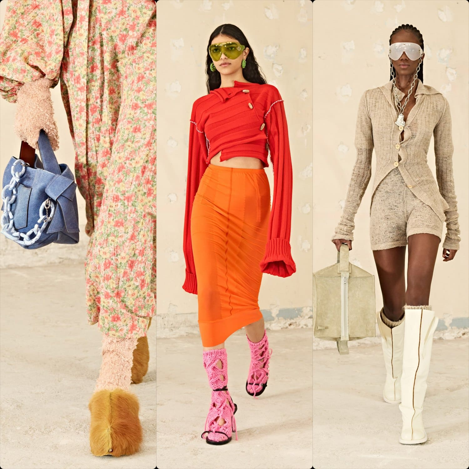 Acne Studios Fall Winter 2021-2022 Paris. RUNWAY MAGAZINE ® Collections. RUNWAY NOW / RUNWAY NEW
