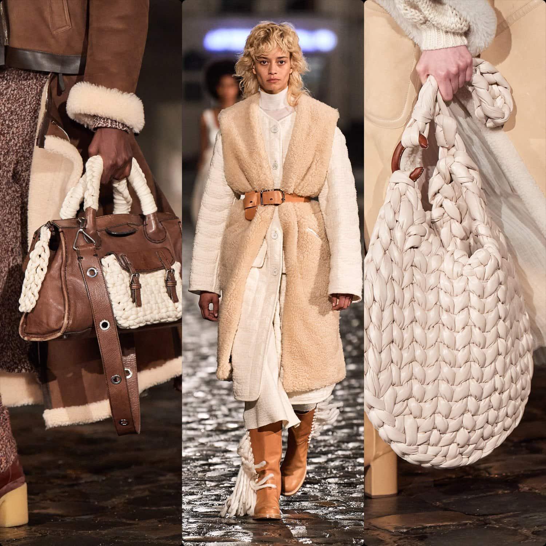 Chloe Fall Winter 2021-2022 Paris. RUNWAY MAGAZINE ® Collections. RUNWAY NOW / RUNWAY NEW