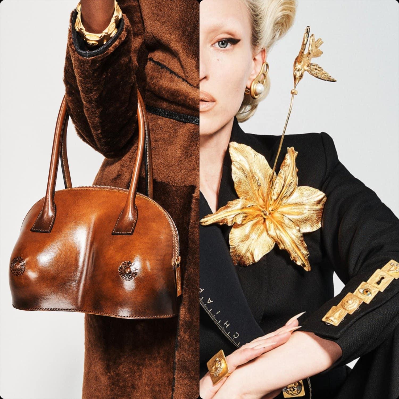 Schiaparelli Fall Winter 2021-2022 Paris. RUNWAY MAGAZINE ® Collections. RUNWAY NOW / RUNWAY NEW