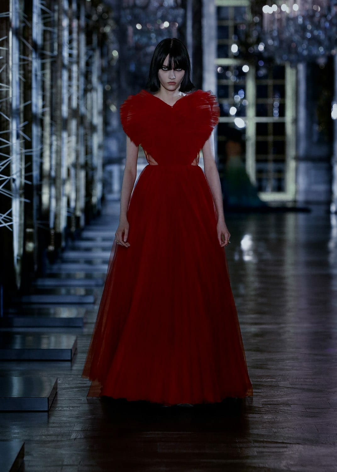 Dior Fall Winter 2021-2022 Paris. RUNWAY MAGAZINE ® Collections. RUNWAY NOW / RUNWAY NEW