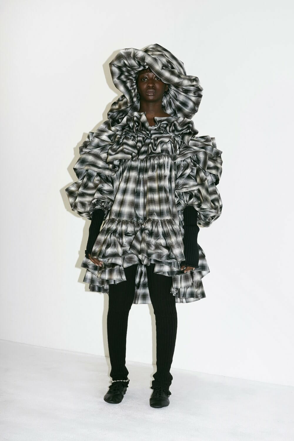 Ahlbom Vaquera Fall Winter 2021-2022 Paris. RUNWAY MAGAZINE ® Collections. RUNWAY NOW / RUNWAY NEW