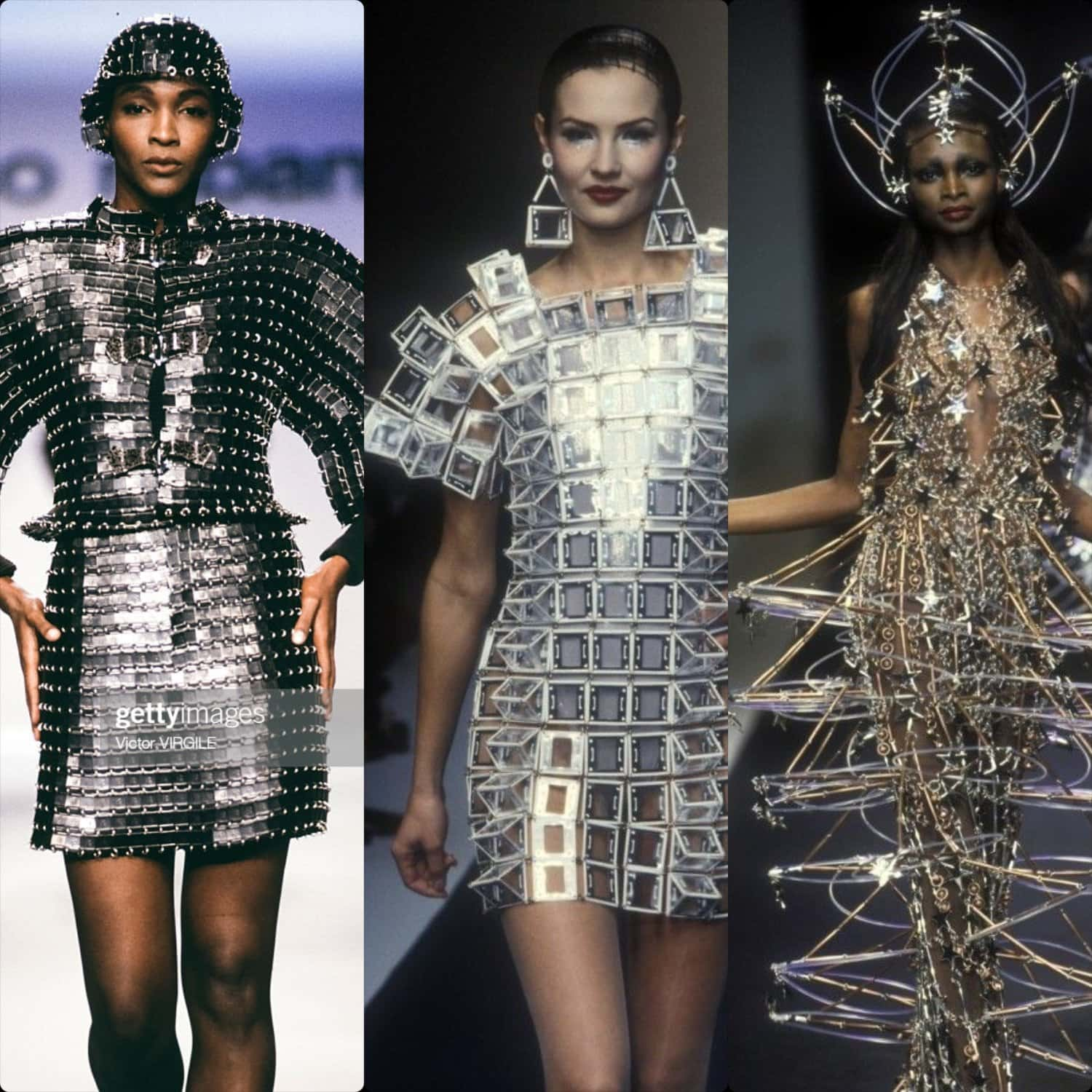 Paco Rabanne 1990s - Identity - DNA of the house