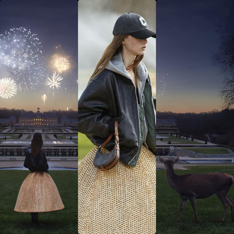 Celine Fall 2021-2022 Paris. RUNWAY MAGAZINE ® Collections. RUNWAY NOW / RUNWAY NEW