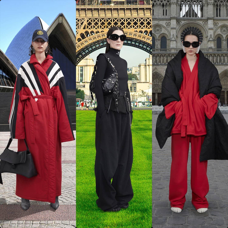 Balenciaga Pre-Fall 2021. RUNWAY MAGAZINE ® Collections. RUNWAY NOW / RUNWAY NEW
