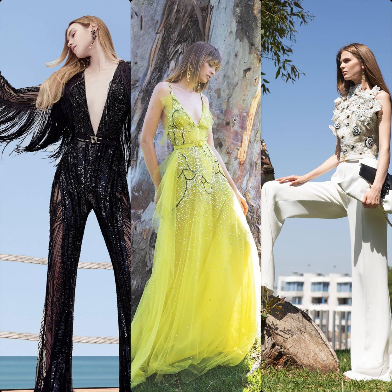 Elie Saab Cruise 2022 Resort. RUNWAY MAGAZINE ® Collections. RUNWAY NOW / RUNWAY NEW