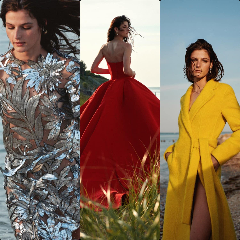 Oscar de la Renta Cruise 2022 Resort. RUNWAY MAGAZINE ® Collections. RUNWAY NOW / RUNWAY NEW