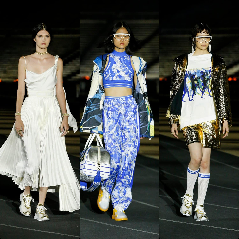 Dior Resort 2022 Cruise. RUNWAY MAGAZINE ® Collections. RUNWAY NOW / RUNWAY NEW