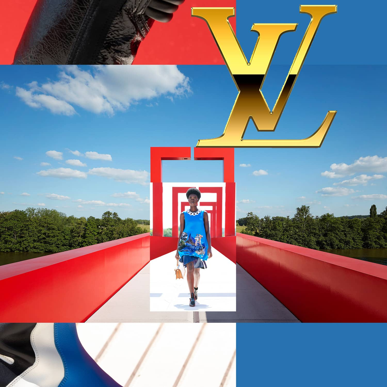 Louis Vuitton Resort 2022 Cruise. RUNWAY MAGAZINE ® Collections. RUNWAY NOW / RUNWAY NEW