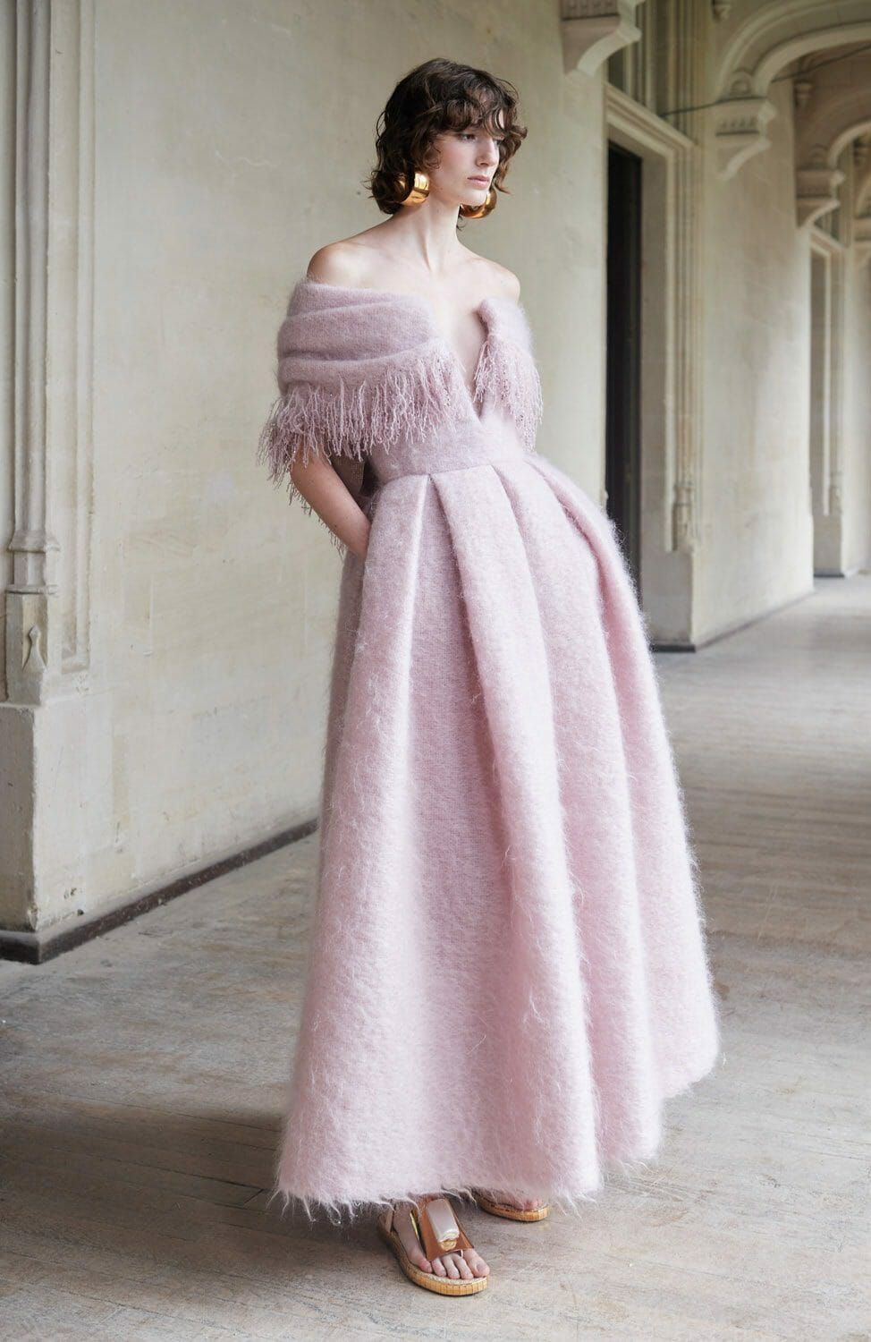 Christophe Josse Couture Fall Winter 2021-2022. RUNWAY MAGAZINE ® Collections. RUNWAY NOW / RUNWAY NEW