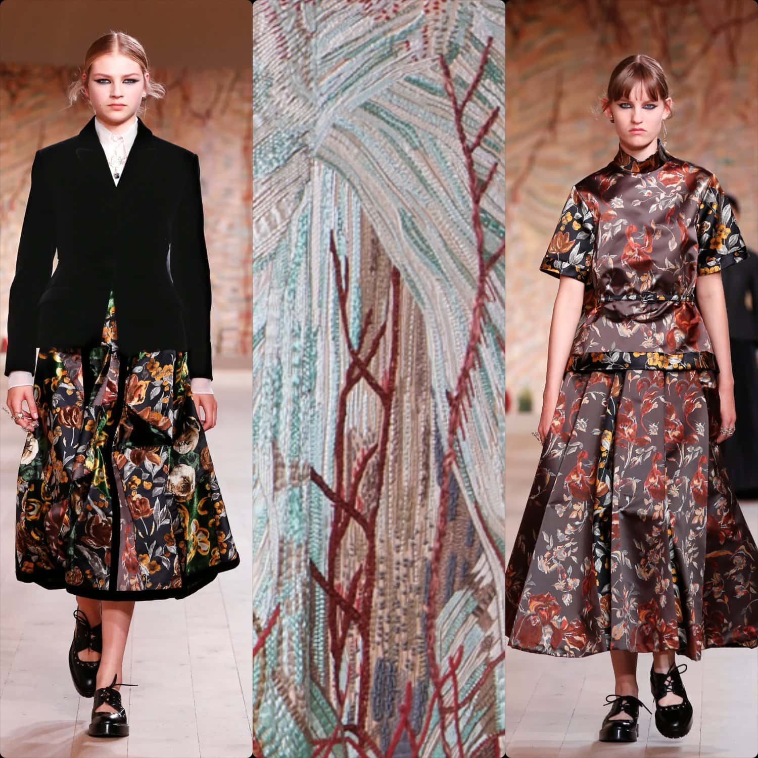 Dior Couture Fall Winter 2021-2022. RUNWAY MAGAZINE ® Collections. RUNWAY NOW / RUNWAY NEW