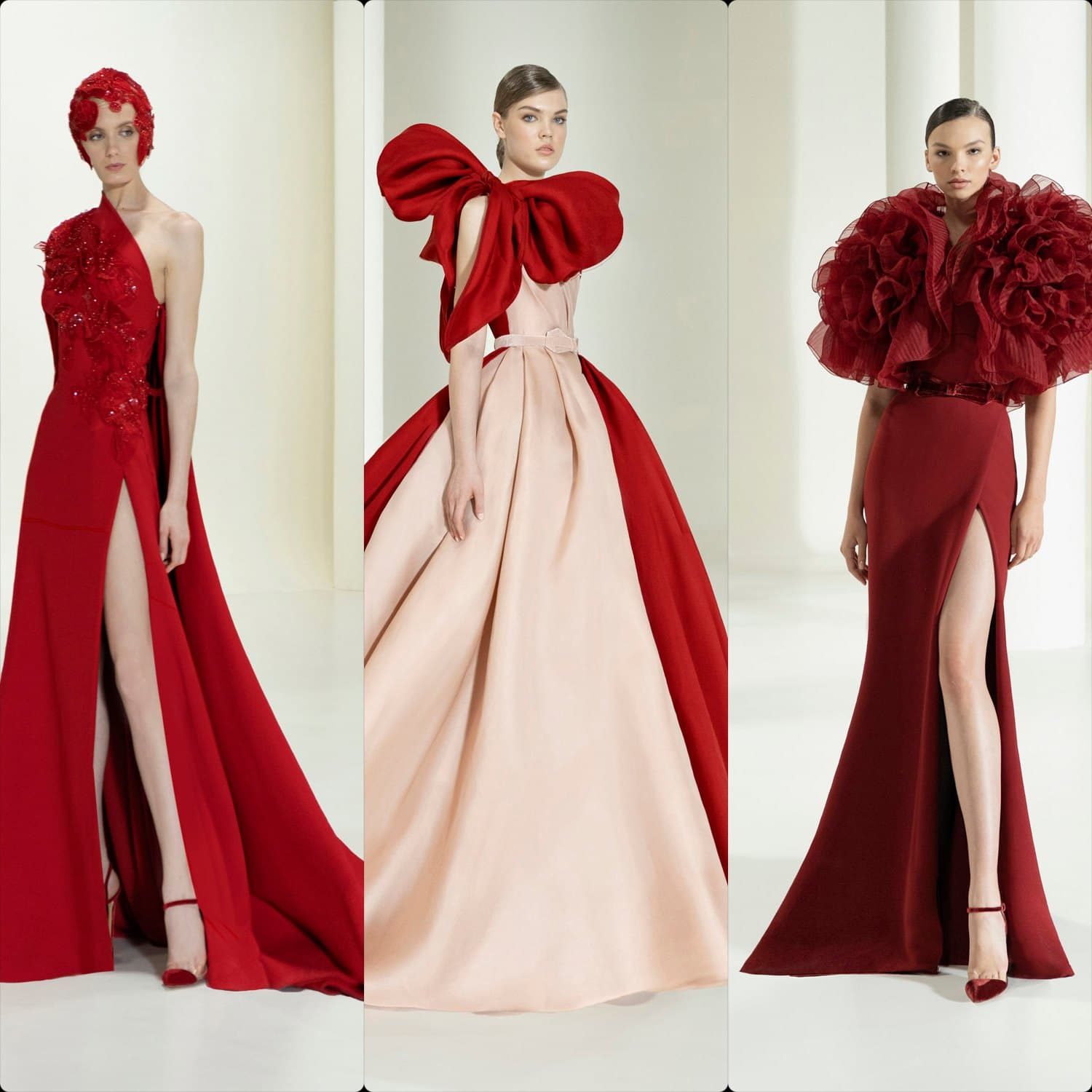 Elie Saab Couture Fall Winter 2021-2022. RUNWAY MAGAZINE ® Collections. RUNWAY NOW / RUNWAY NEW