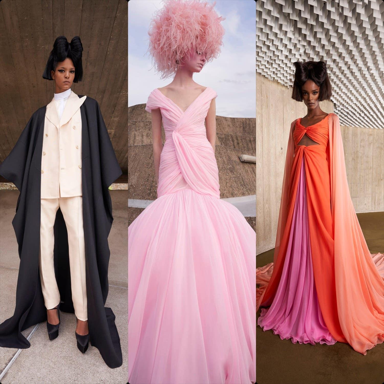 Giambattista Valli Couture Fall Winter 2021-2022. RUNWAY MAGAZINE ® Collections. RUNWAY NOW / RUNWAY NEW