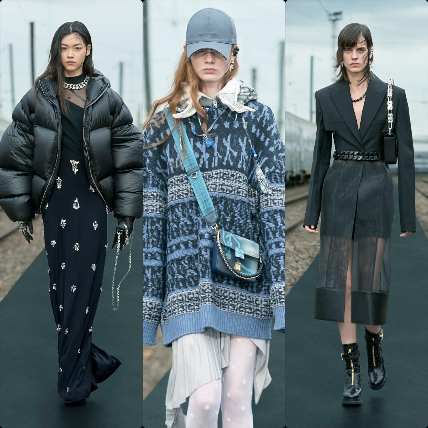 Givenchy Cruise 2022 Resort. RUNWAY MAGAZINE ® Collections. RUNWAY NOW / RUNWAY NEW