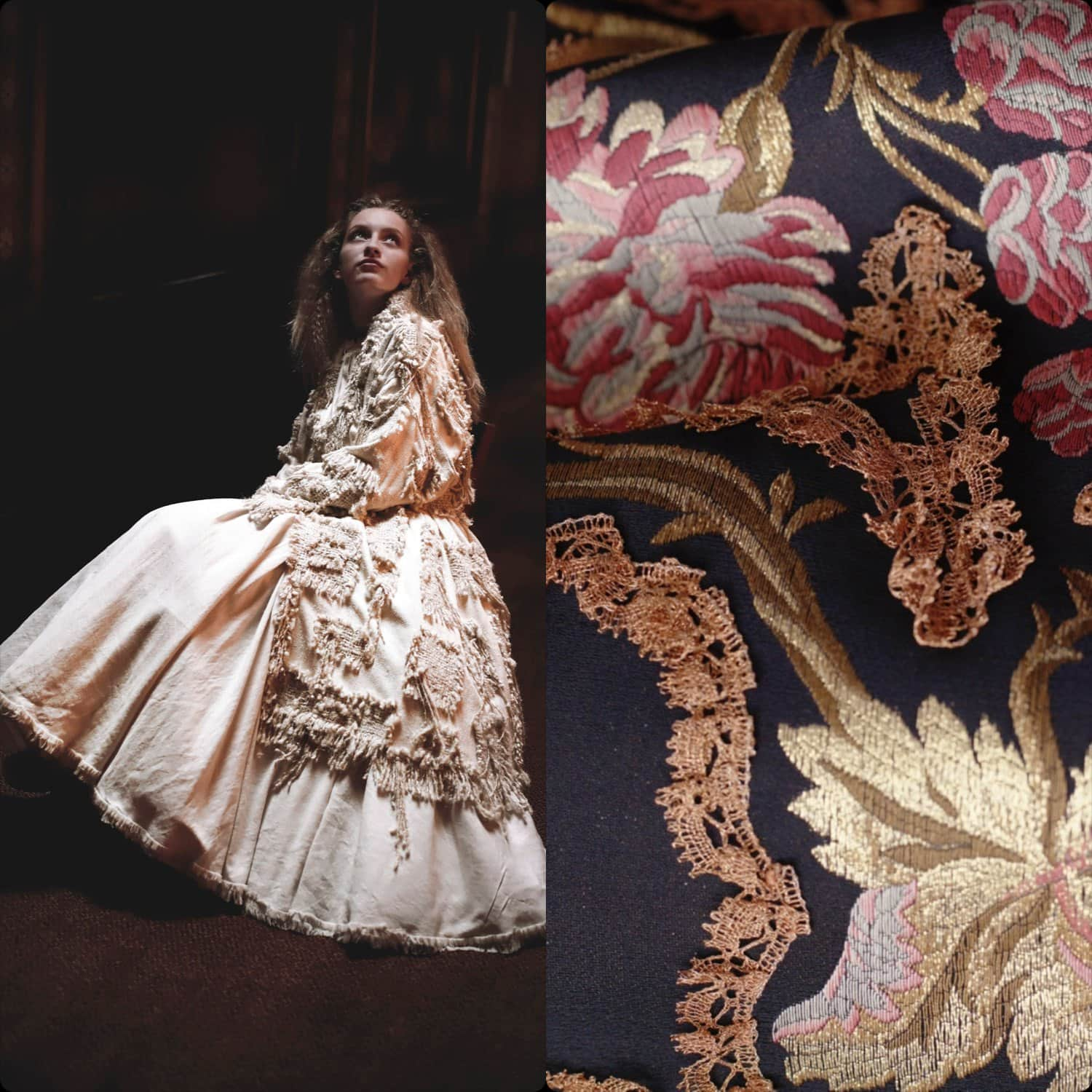 Franck Sorbier Couture Fall Winter 2021-2022. RUNWAY MAGAZINE ® Collections. RUNWAY NOW / RUNWAY NEW