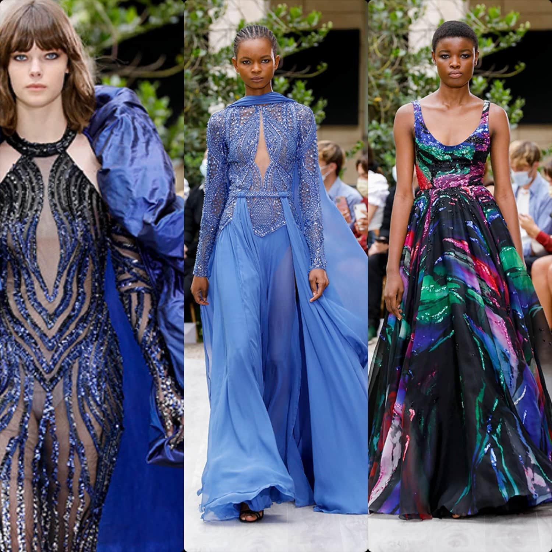 Zuhair Murad Couture Fall Winter 2021-2022. RUNWAY MAGAZINE ® Collections. RUNWAY NOW / RUNWAY NEW