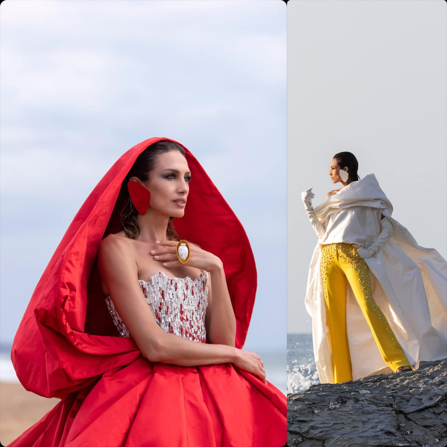 Stephane Rolland Couture Fall Winter 2021-2022. RUNWAY MAGAZINE ® Collections. RUNWAY NOW / RUNWAY NEW