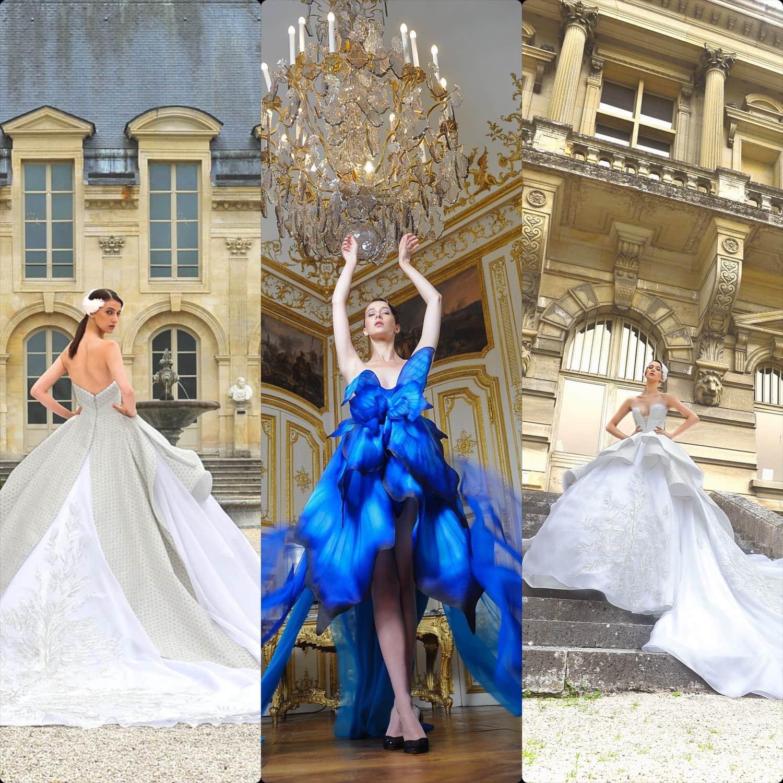 La Metamorphose Couture Fall Winter 2021-2022. RUNWAY MAGAZINE ® Collections. RUNWAY NOW / RUNWAY NEW
