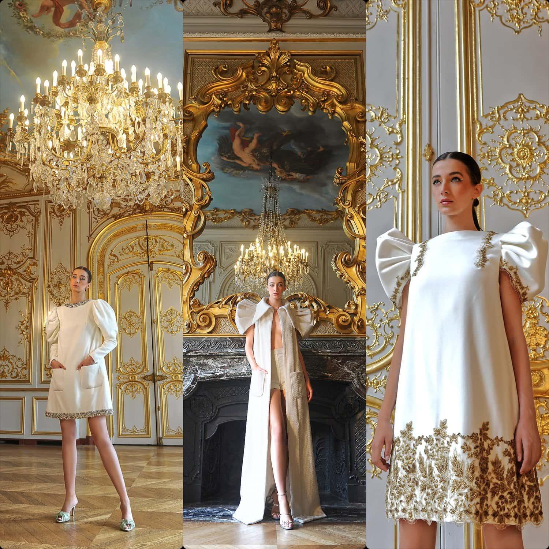 Najib Alioua Couture Fall Winter 2021-2022. RUNWAY MAGAZINE ® Collections. RUNWAY NOW / RUNWAY NEW